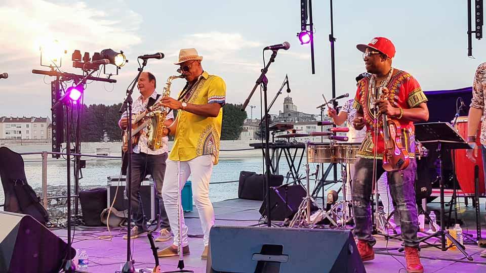 festival Les rues en Musique à Arles