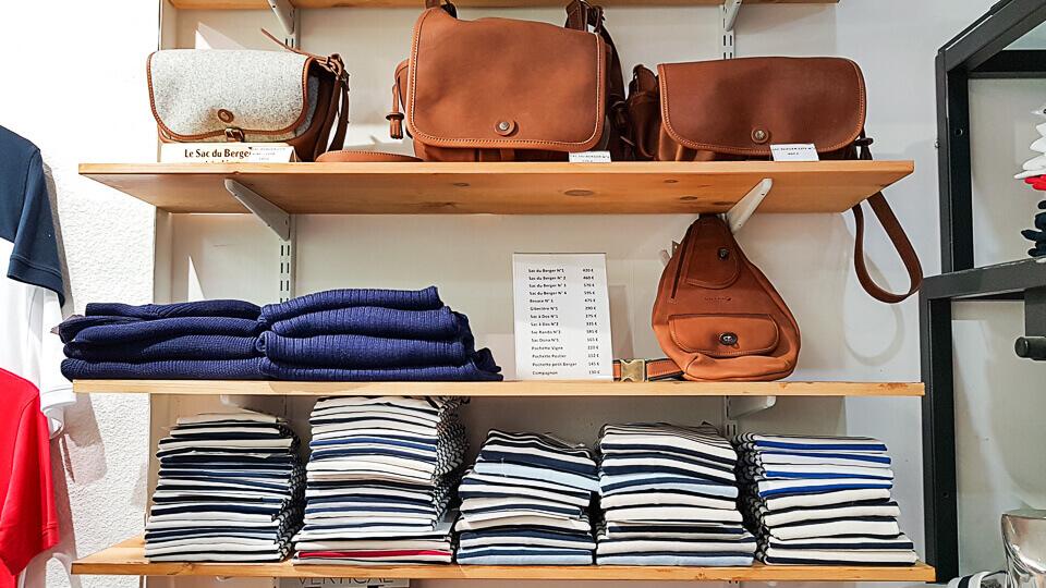 boutique mode Nuances France à Arles