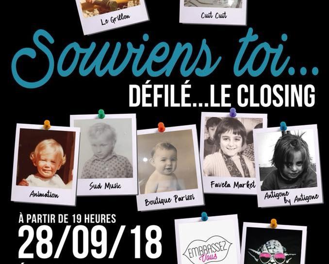 soirée closing des arlésiens 2018 à Arles