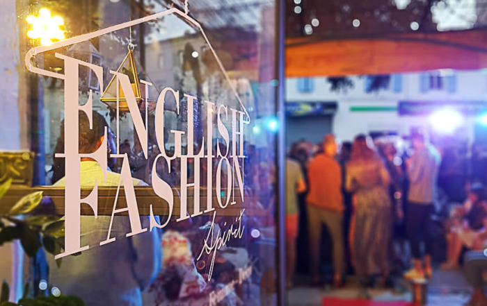 English Fashion Spirit boutique mode Saint Rémy de Provence