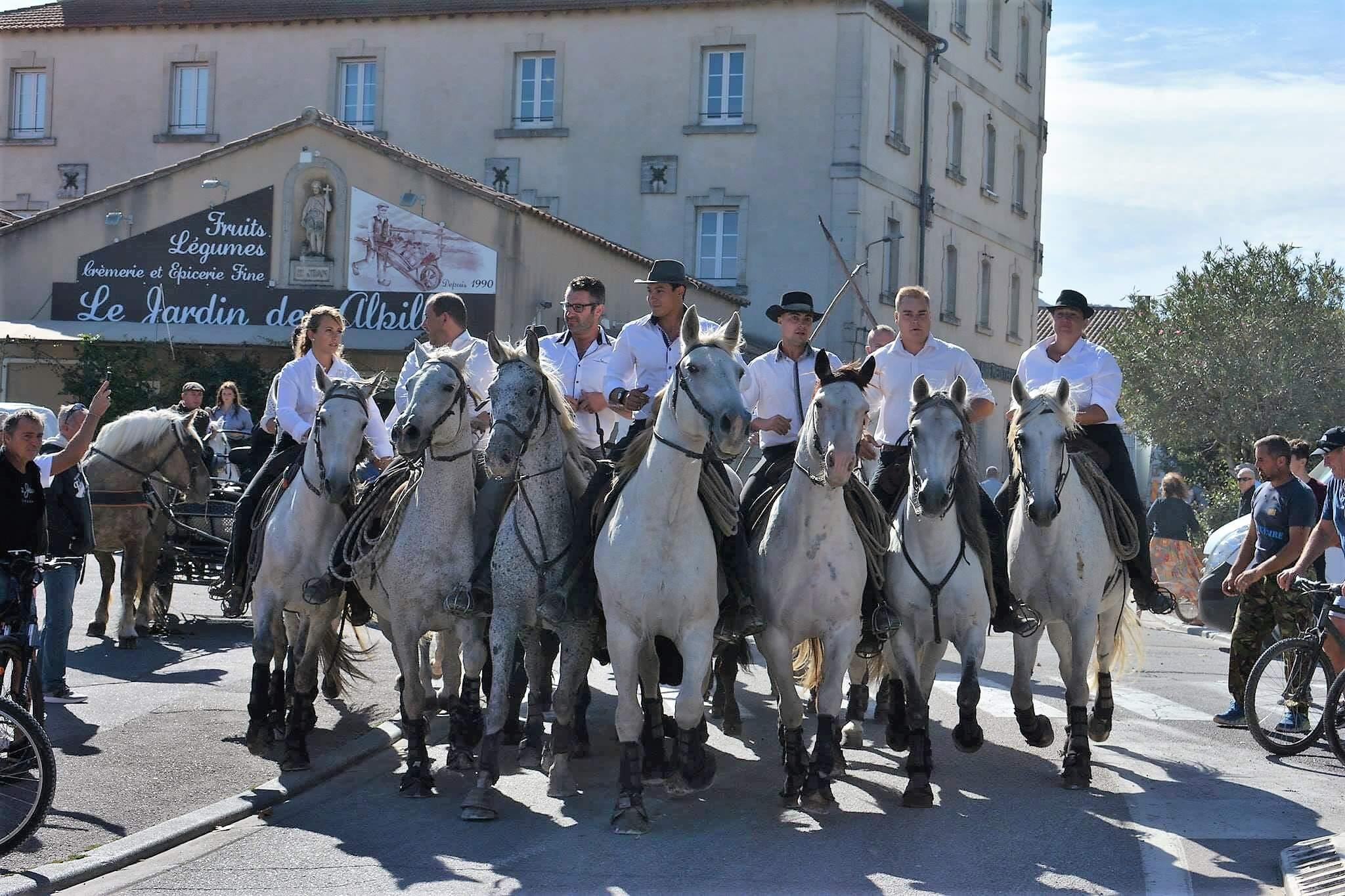 fêtes votives saint rémy de provence