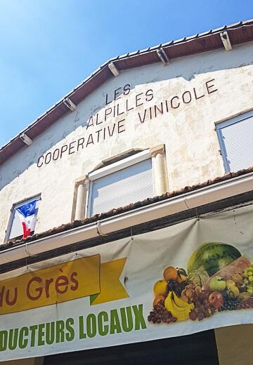 Primeur Alpilles Les Légumes du Grès