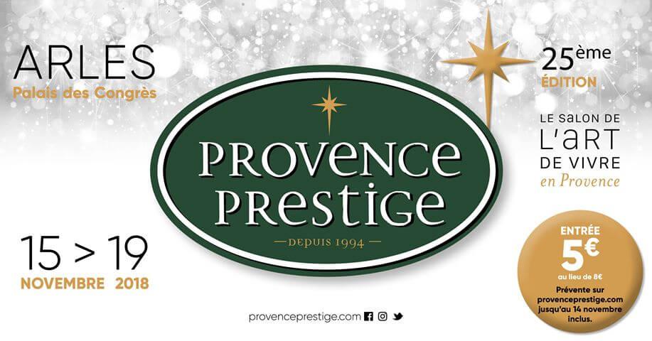 Provence prestige arles 2018