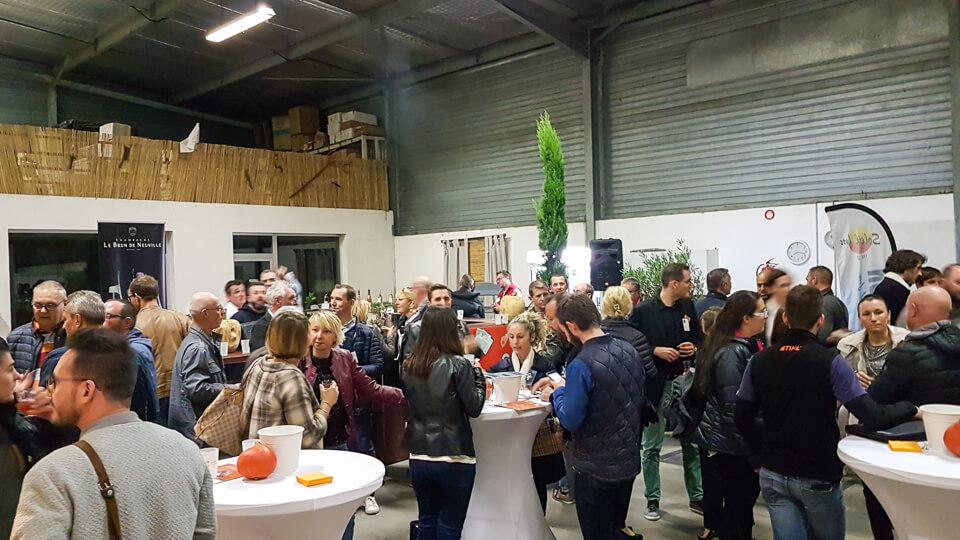 2ème Afterwork du Carré des Entrepreneurs de Tarascon Oct 2018
