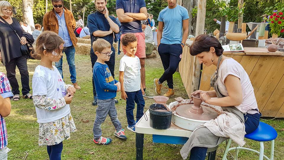 Salon Biomaniere 2018 à Baumaniere aux Baux de Provence