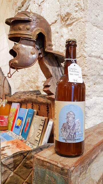 de natura rerum arles librairie antiquité et bieres de provence