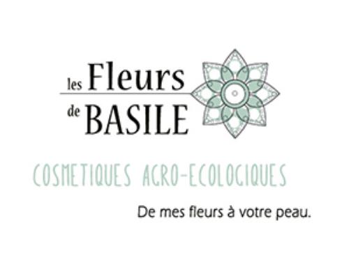 Les Fleurs de Basile, cosmétiques agro-écologiques à Mouriès