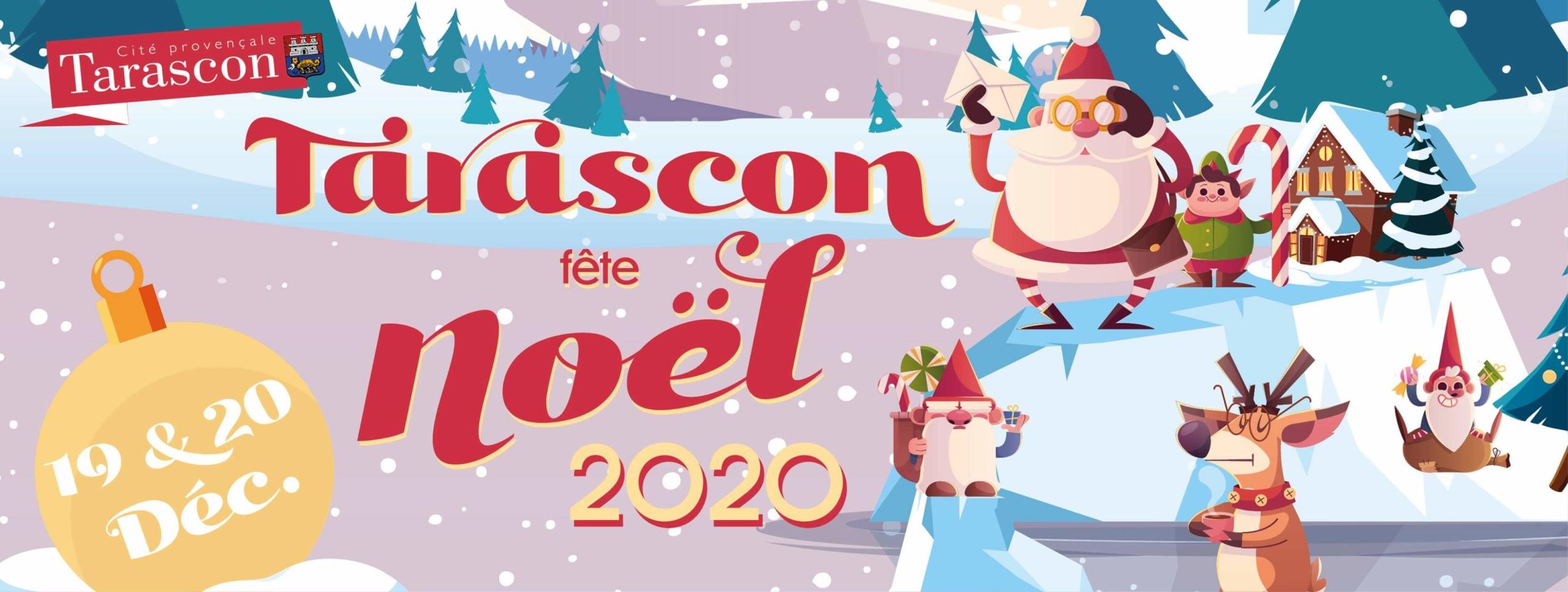 tarascon fête noël 2020