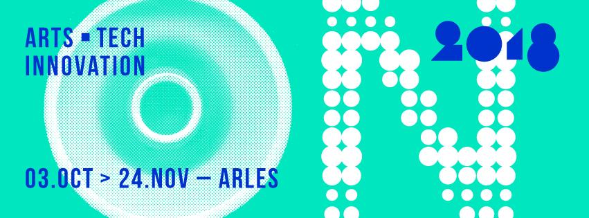 Octobre Numérique ON 2018 à Arles