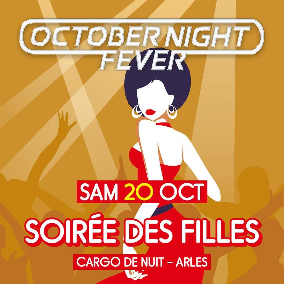 sortie à Arles 19 et 20 octobre 2018 Le Cargo de nuit