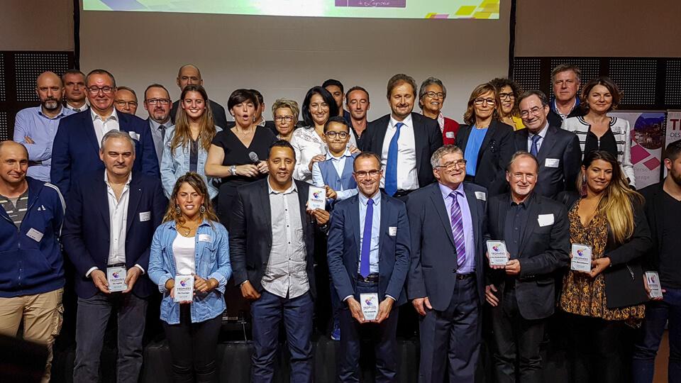 Trophées des Entrepreneurs Positifs 2018 à Arles