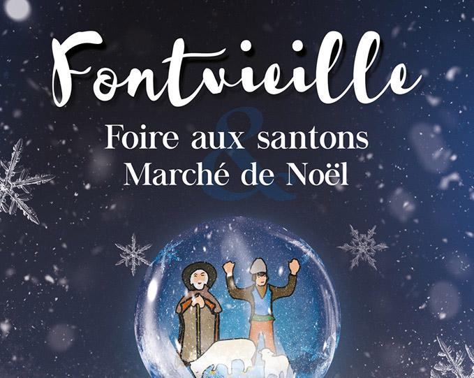 Foire aux santons et marché de noël 2018 à Fontvieille 13