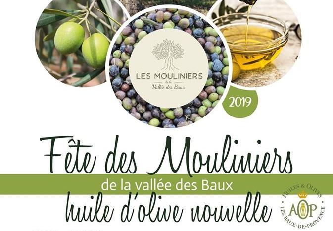 fête de l'huile d'olive nouvelle à mouriès