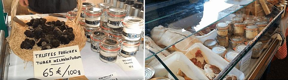 Foire gourmande au gras 2018 à Fontvieille