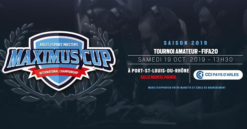 maximus cup arles tournoi