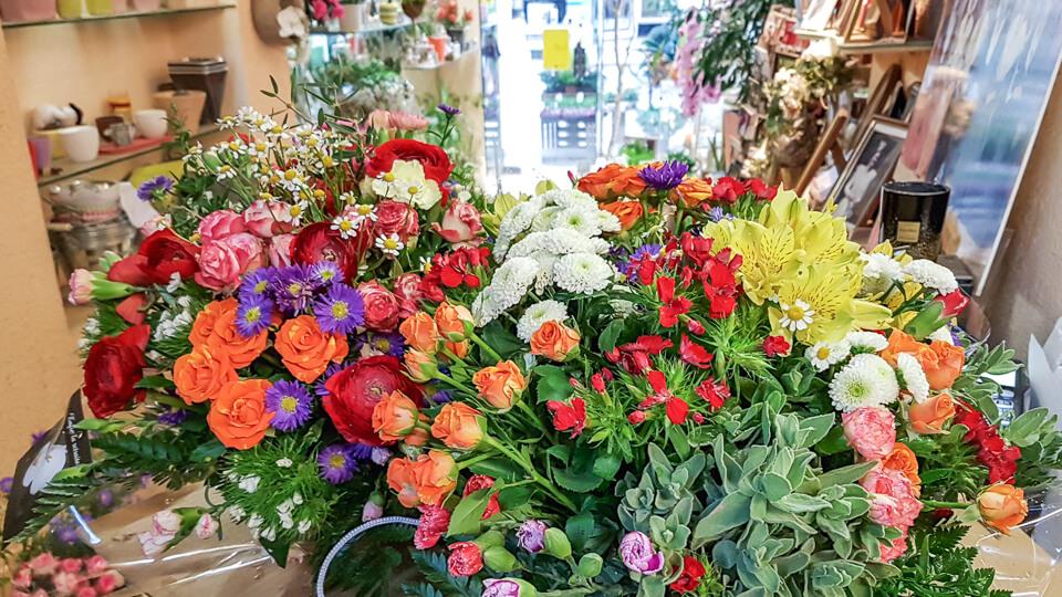 Marinette Fleurs, artisan fleuriste à Arles 13200