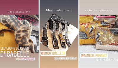 idées cadeaux locales noel 2018 alpilles camargue montagnette