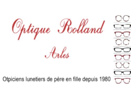 Optique Rolland, opticien à Arles