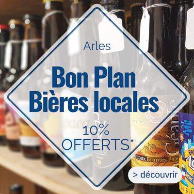 bon plan bieres locales de natura rerum arles
