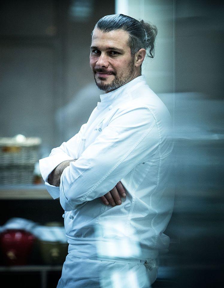 3ème étoile au guide Michelin 2020 pour le restaurant gastronomique Oustau de Baumaniere et son chef Genn Viel