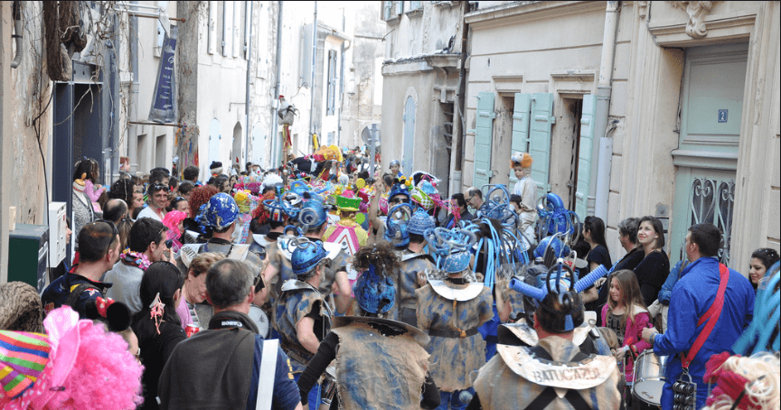 carnaval saint rémy de provence