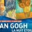 exposition La Nuit Etoilée de Van Gogh 2019 aux Carrières de Lumières des Baux de Provence