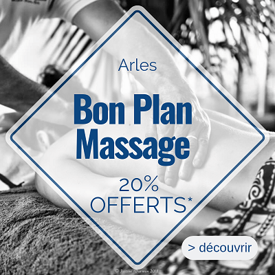 bon plan massage à Arles Wellness Massage