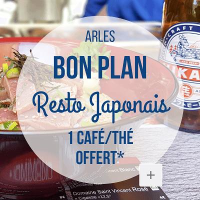 BON PLAN Restaurant japonais à Arles Wafou Ramen et Donburi