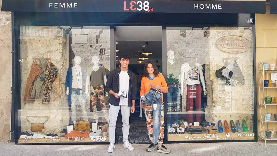 boutique shopping saint remy de provence le 38 bis