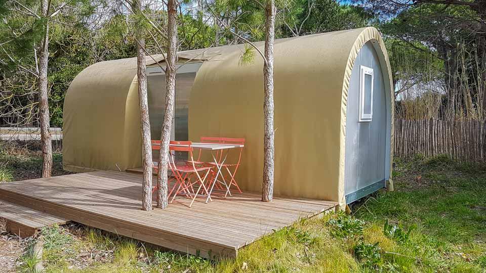 camping camargue salin de giraud les bois flottés de camargue