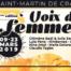 Festival Voix de Femmes 2019 à Saint Martin de Crau