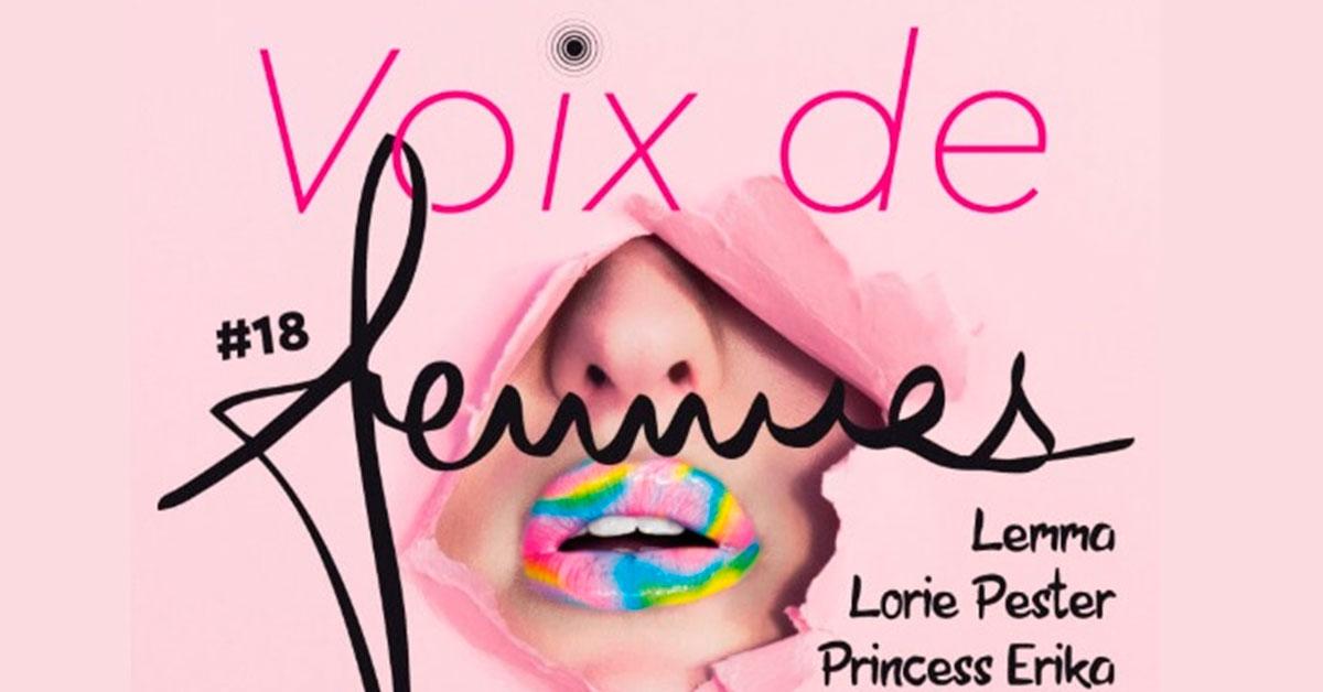 Festival Voix de Femmes 2020 à Saint Martin de Crau