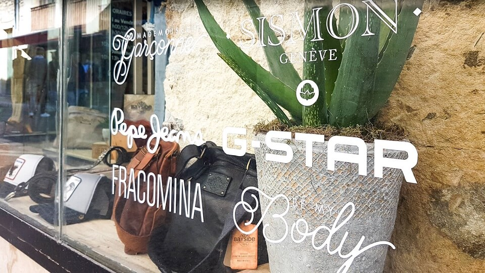 boutique shopping mode saint remy de provence le 38 bis