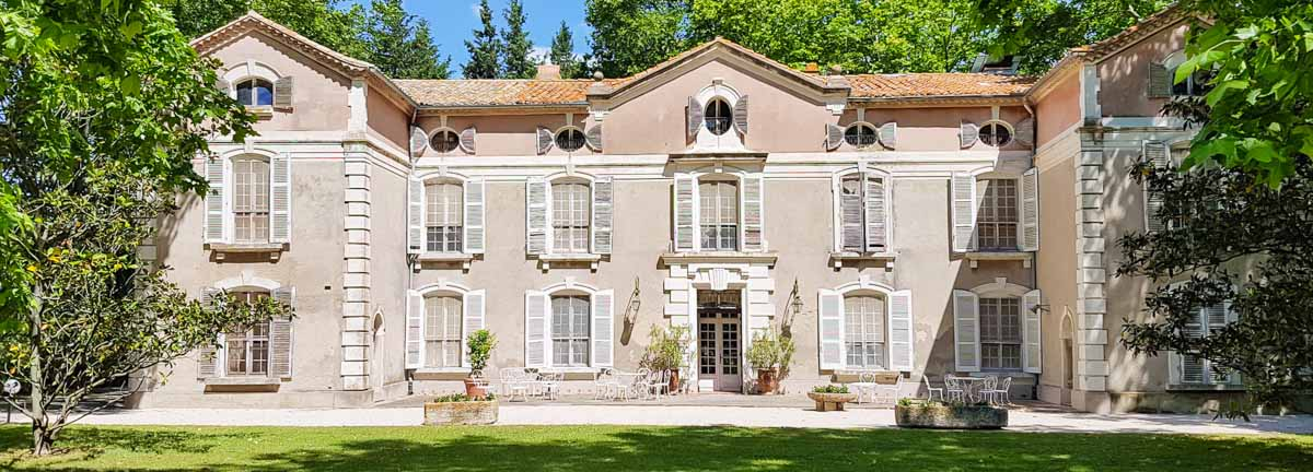 lieu reception evenement alpilles crau camargue chateau de vergieres