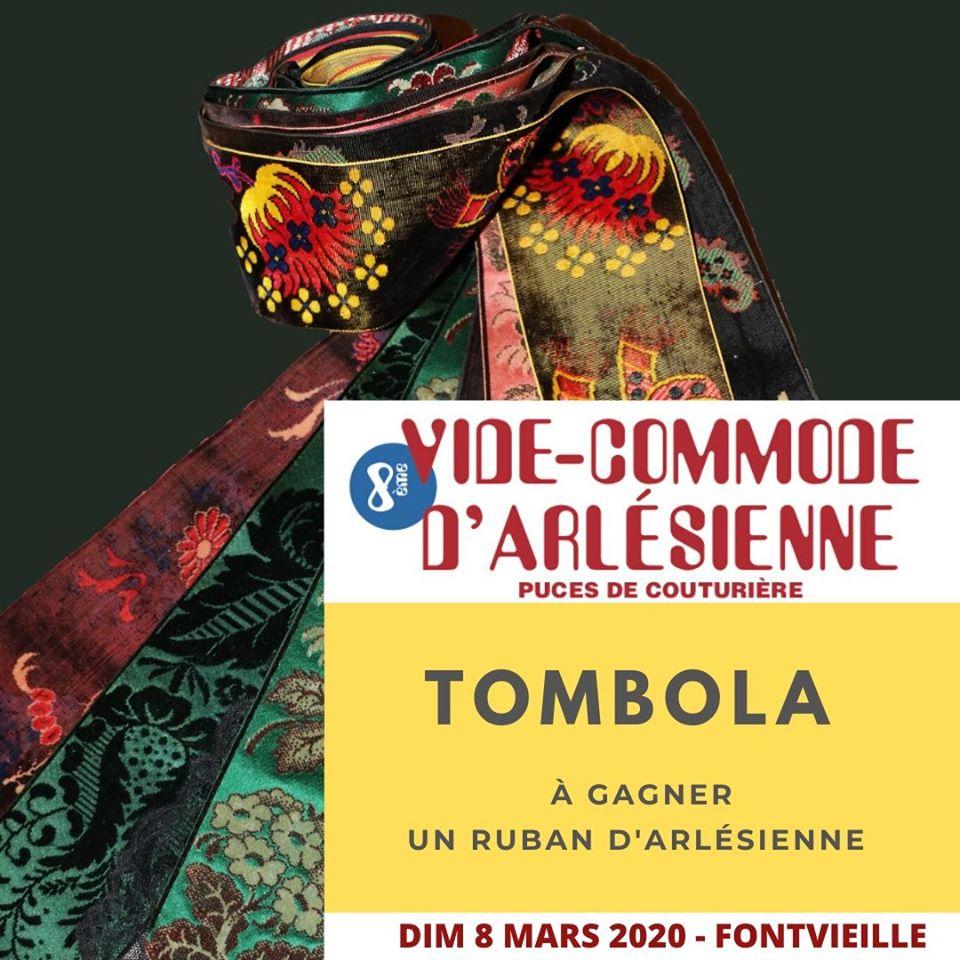 Vide-commode d'arlésienne 2020 à Fontvieille