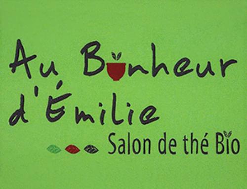 Au Bonheur d'Emilie, restaurant bio à Arles