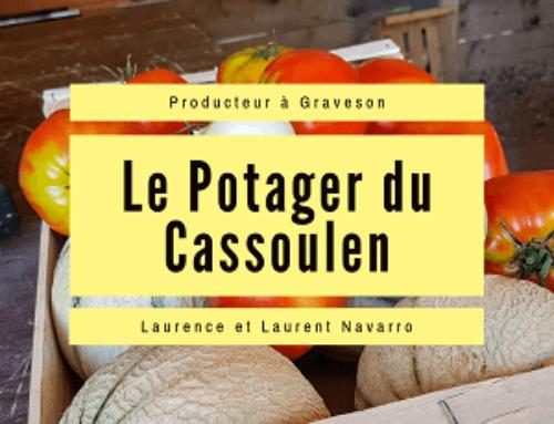 Le Potager du Cassoulen – Producteur légumes à Graveson