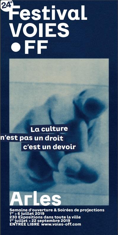 festival photo Arles Voies Off