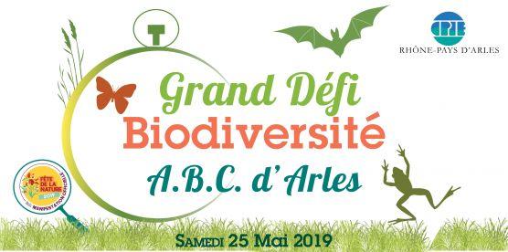 grand défi biodiveristé à arles