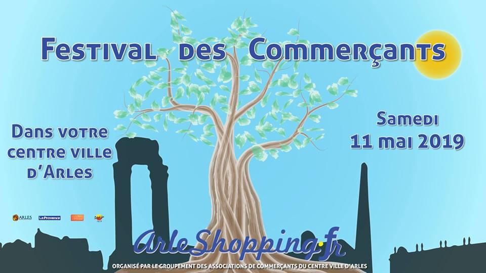 festival printemps commerçants arlésiens 2019