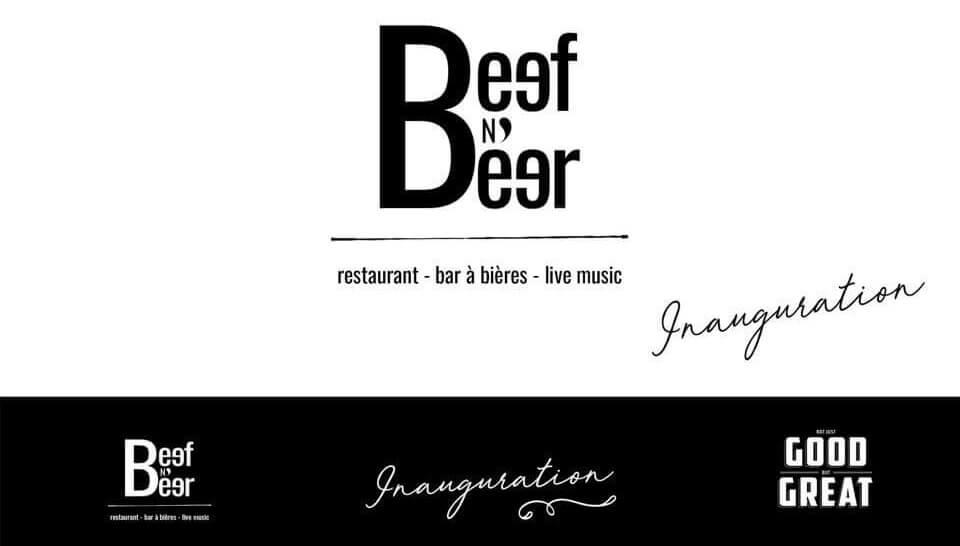 Inauguration restaurant viande et bières à Arles Beef N Beer