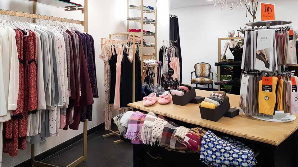 Lingerie et maillots à Arles, découvrez la boutique l'Arlésienne