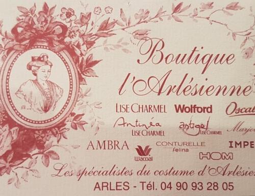 Boutique l'Arlésienne, lingerie et beachwear à Arles