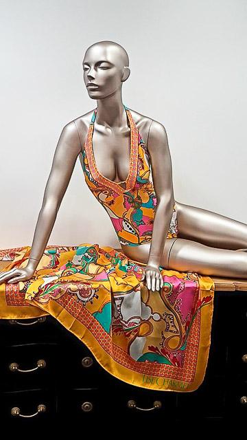 lingerie été 2021 à Arles, boutique l'Arlésienne