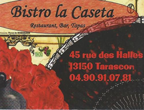 Bistro La Caseta, restaurant à Tarascon
