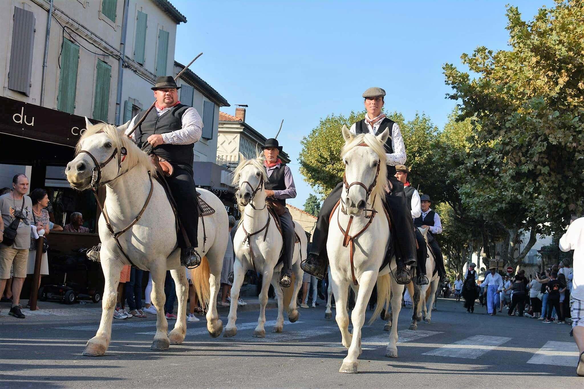 revivre des fêtes votives saint rémy de provence