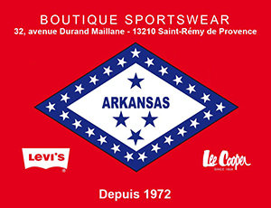 boutique sporswear arkansas saint rémy de provence alpilles