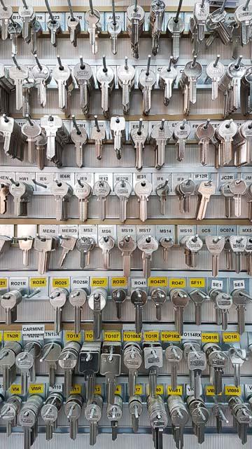 clés cordonnerie Arles
