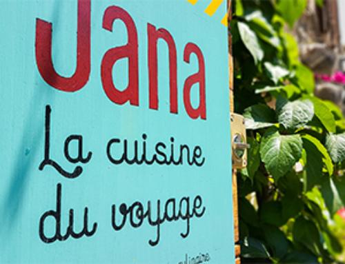 Jana La Cuisine du Voyage, Restaurant à Saint Rémy de Provence