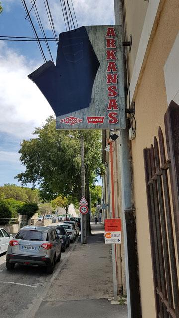 boutique mode Arkansas à Saint Rémy de Provence